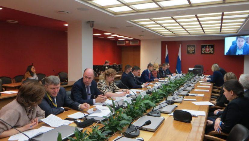 Заседание межведомственной комиссии 11 октября 2018