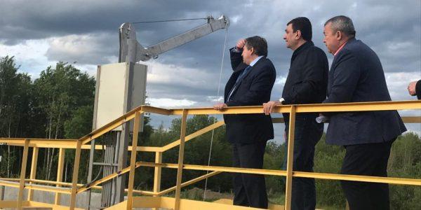 Серовский городской округ при областной поддержке в этом году введет целый ряд новых объектов жилищно-коммунальной инфраструктуры