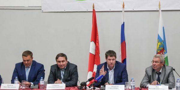 Сергей Бидонько и представители общественности обсудили вопросы создания инфраструктуры по обращению с ТКО в Красноуфимске