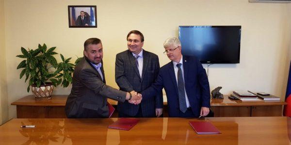 МинЖКХ, региональный фонд капремонта и УрФУ договорились о сотрудничестве при подготовке квалифицированных специалистов