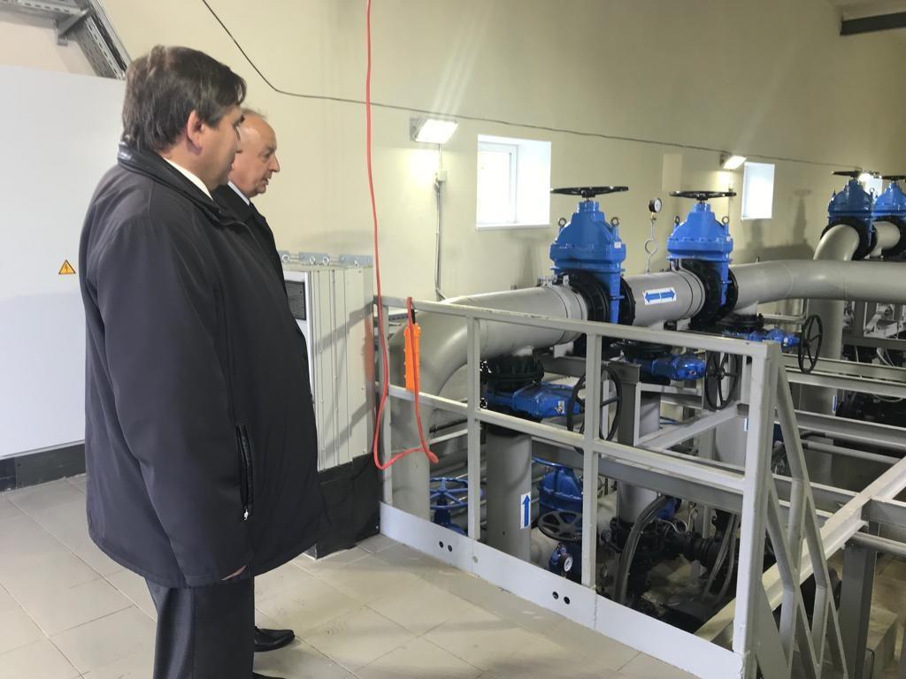 В Кировграде новая станция водоподготовки обеспечит весь город чистой питьевой водой