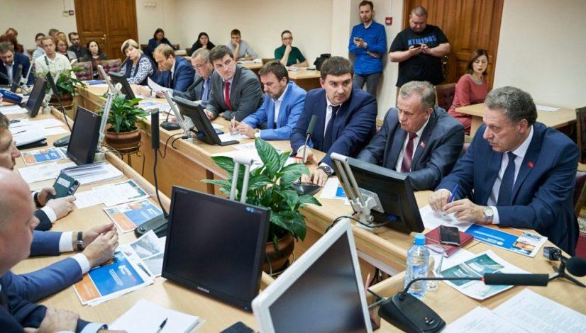 Рабочее совещание в Администрации Нижнего Тагила_76