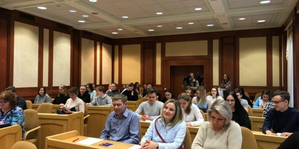 Участниками первого в регионе «Диктанта ЖКХ» стали 47 свердловчан