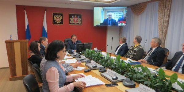 Заседание межведомственной комиссии 7 ноября 2019