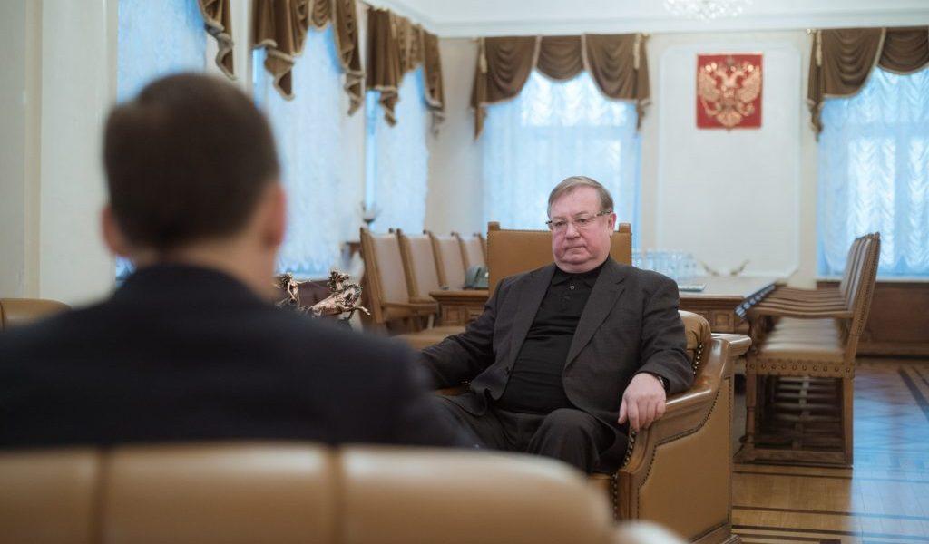 Сергей Степашин заявил об успешном тиражировании «программы Куйвашева» по замене лифтов в 35 российских регионах