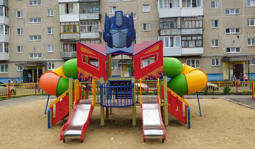В Свердловской области по нацпроекту «Жилье и городская среда» введен в эксплуатацию первый объект благоустройства -2020