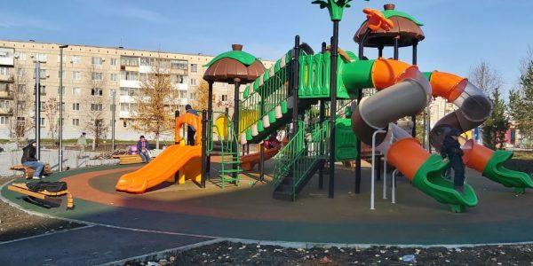 Молодежный сквер в Североуральске признан одной из лучших практик благоустройства страны