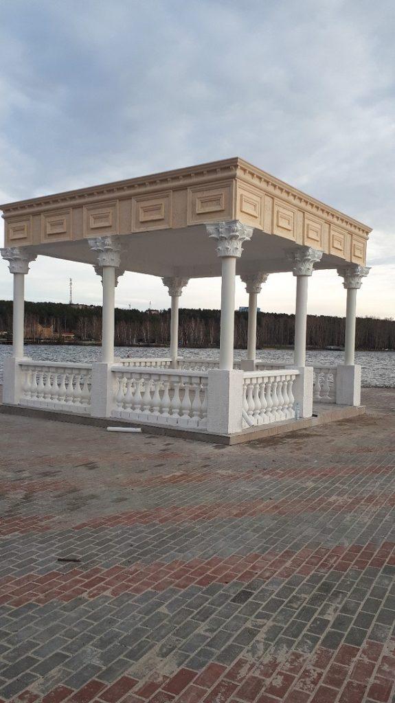 В Заречном торжественно окрыли городскую набережную, которая построена по нацпроекту «Жилье и городская среда»