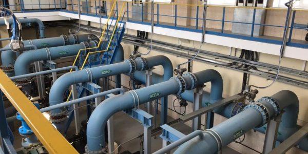 В Ревде все готово к запуску новой станции водоочистки, которая обеспечит качественной питьевой водой весь город
