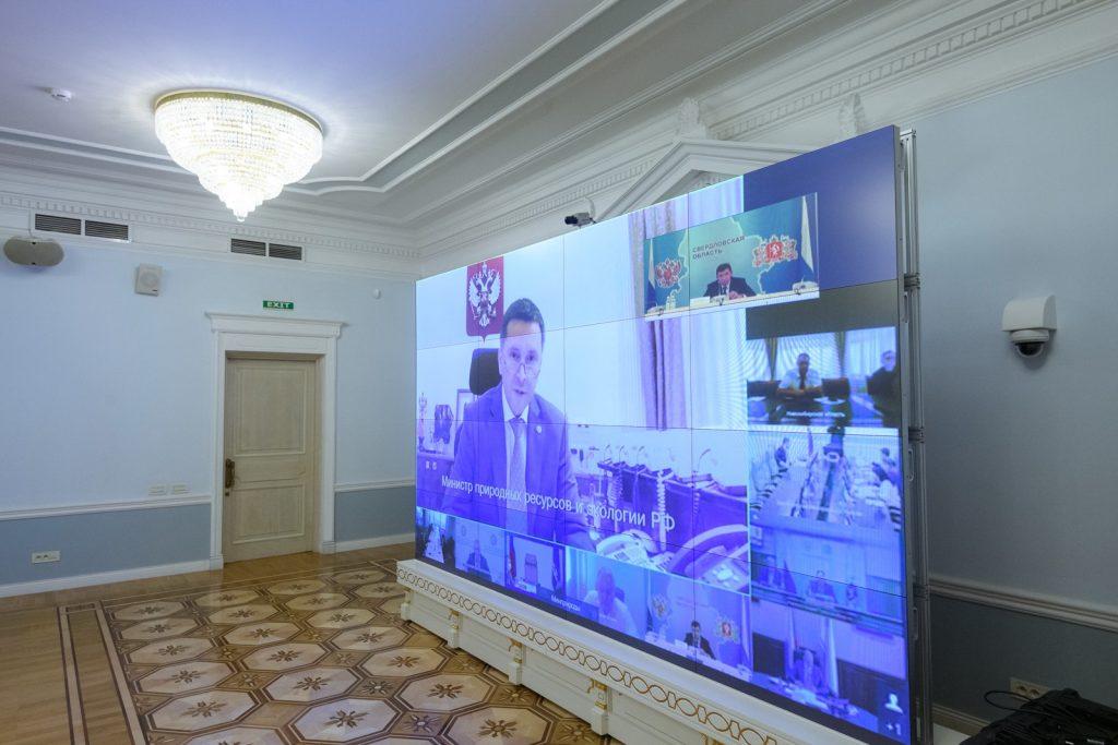 Свердловская область вошла в число пилотных регионов по переводу системы обращения ТКО на замкнутый цикл