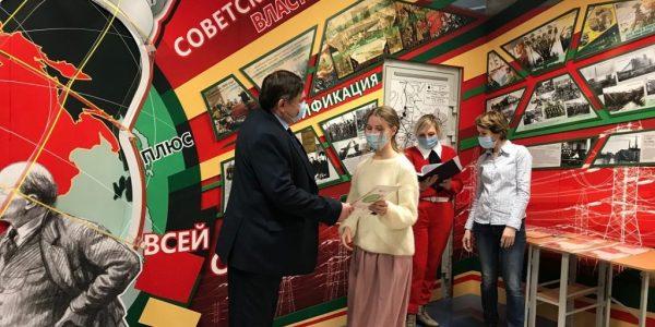 В Свердловской области наградили победителей и призеров конкурса творческих работ #ВместеЯрче